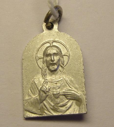 Medalla de Nª Sª d'Arboló. Soriguera. Siglo XX. (MAM) Med_1827