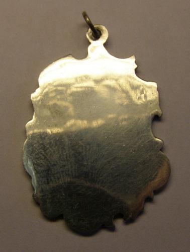 Medalla del Santísimo Sacramento, segunda mitad siglo XIX. Med_2011
