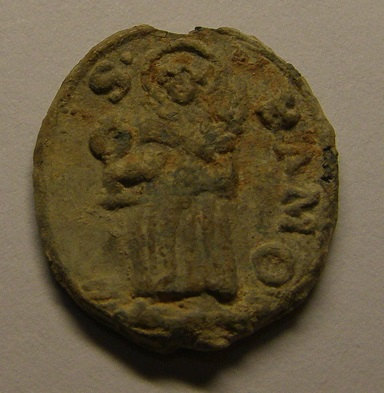 Medalla de San Ramón Nonato, siglo ¿? Medall16
