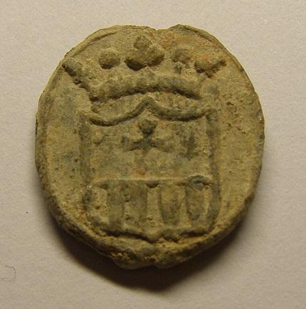 Medalla de San Ramón Nonato, siglo ¿? Medall17