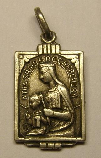 Medalla de Nª Sª de Rocaprevera. s. XX. Medall20