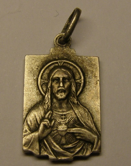 Medalla de Nª Sª de Rocaprevera. s. XX. Medall21