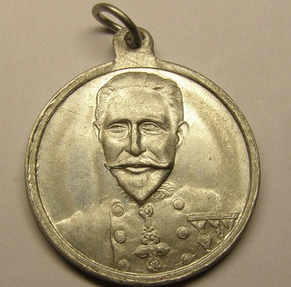 Medalla muy curiosa de la aplec tradicionalista de Montserrat, año 1935. Medall28