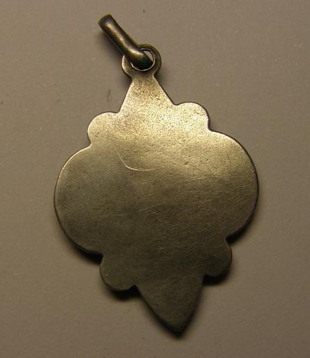 Medalla Nª Sª del Miracle, final s. XIX, principios s. xx Medall43