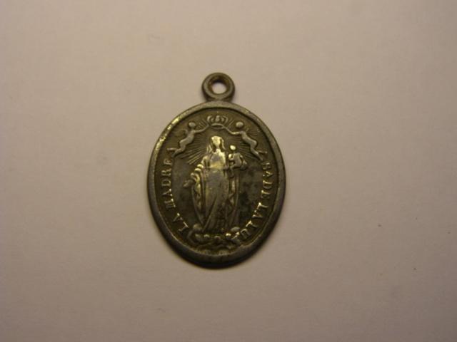 Medalla de Nª Sª del refugio y Nª Sª de la Luz, (R.M. SXIX-O94) P1010011