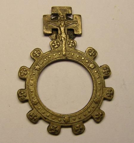 Quinto rosario de dedo decenario. Virgen de Montserrat. Rosdit23