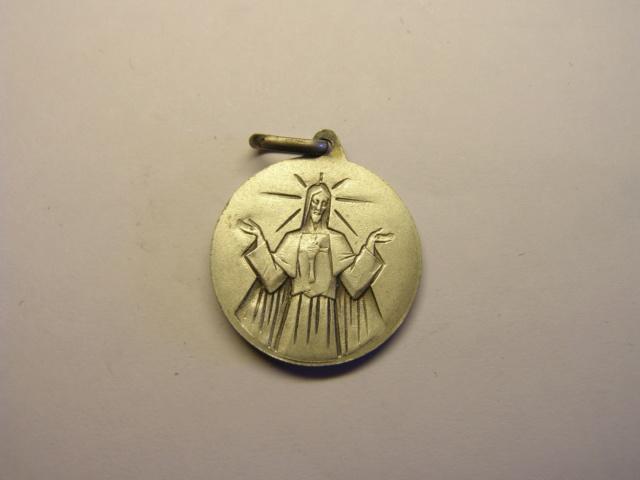 Medalla de Nª Sª de Vall de Flors (AM) Tc_12_17