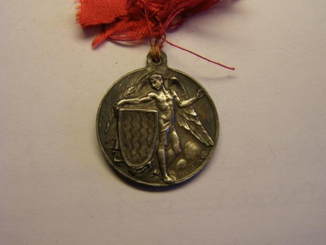 Medalla de coronación, Virgen del Claustro, Tarragona, año 1911. (AM) Tc_15_16