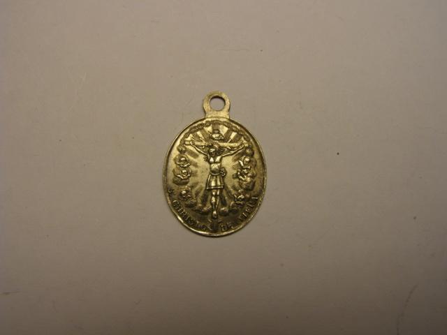 Medalla del Santo Cristo de Piera, finales siglo XIX Tc_19_21