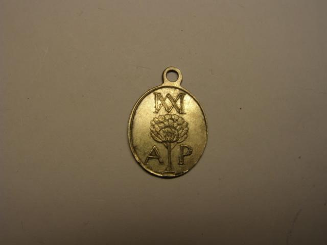 Medalla del Santo Cristo de Piera, finales siglo XIX Tc_19_22