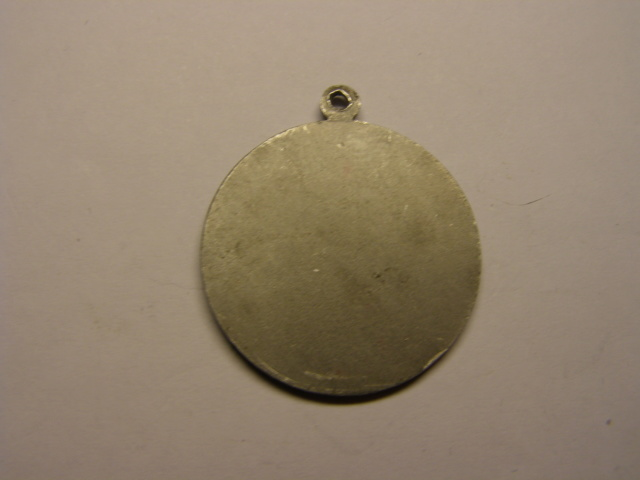 Medalla de Santa Zita, patrona de las sirvientas. Tc_19_26