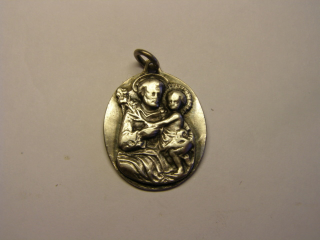 Medalla de Santo Domingo de la Calzada, siglo XIX. Tc_5_718