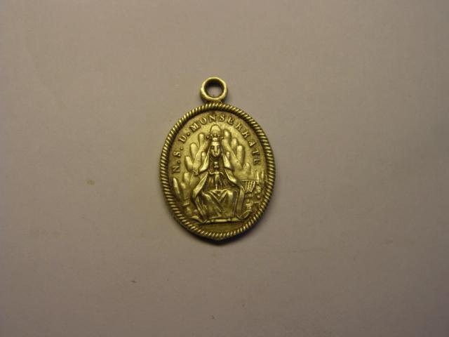 Medalla de Montserrat-e / san Benito de Nursia  (R.M. SXIX-O97) Tc_5_723