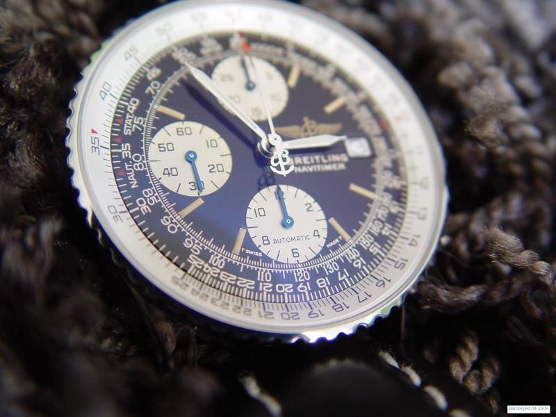 Conseils suite au vol d'une montre Breitl33