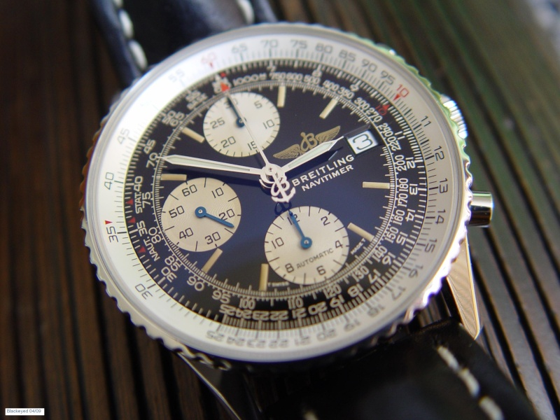 Conseils suite au vol d'une montre Breitl34