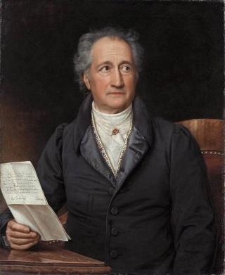 Johann Wolfgang von Goethe [Allemagne] 1828-g10