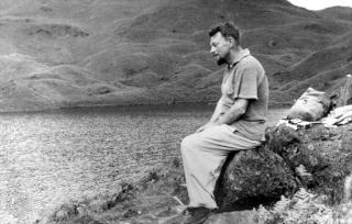 addiction - Malcolm Lowry   Lowry110