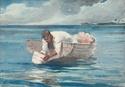 La Plage : Artistes peintres, illustrateurs, photographes... Homer-10