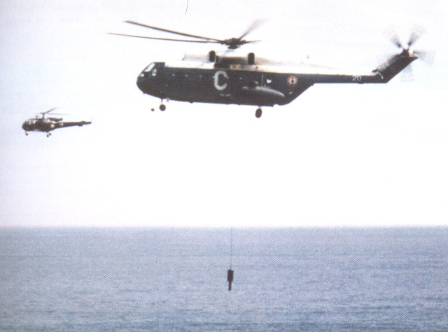 [Aéronavale divers] SUPER FRELON - Page 7 Ac20