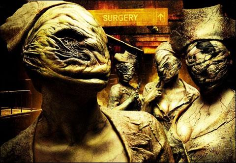 Les meilleurs monstres? (films, jeux, littérature...) Silent10