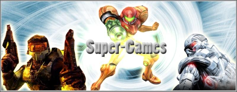 un logo de super-games Logosu10