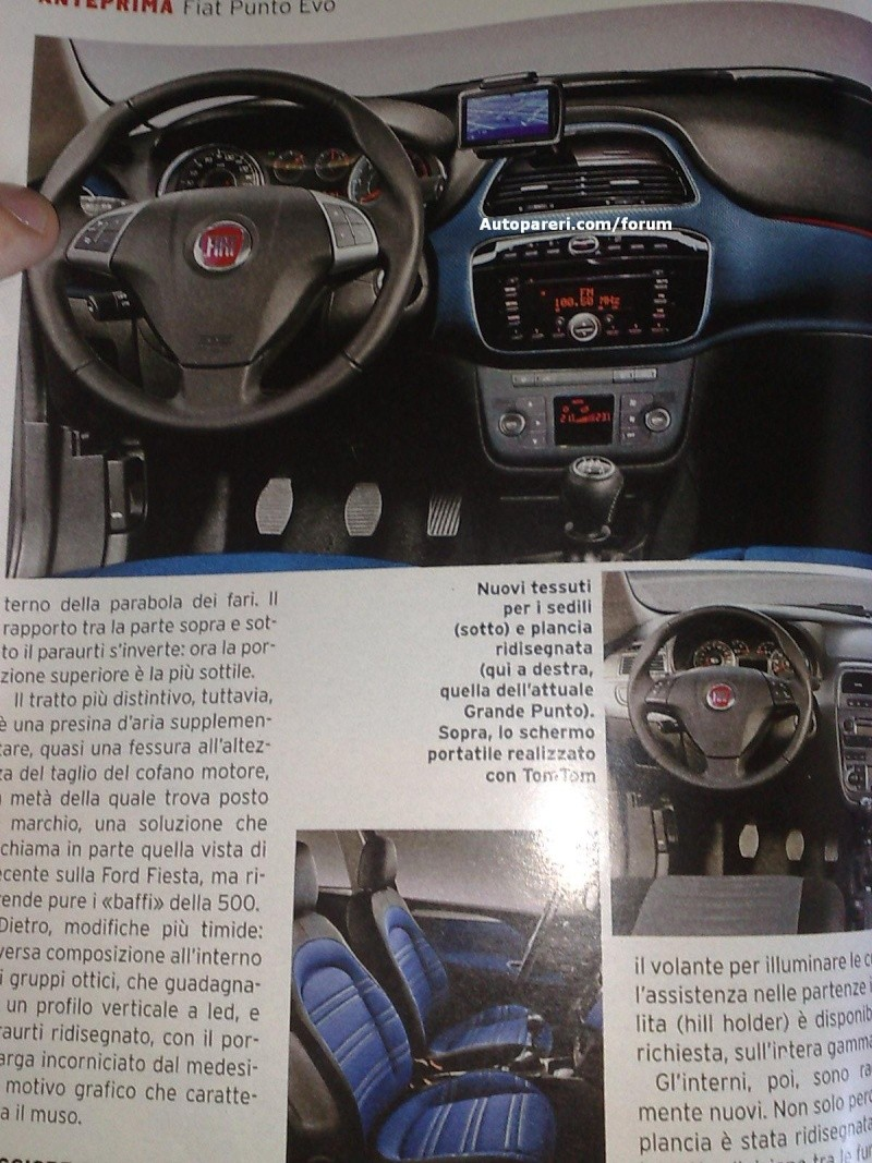 2009/12 - [Fiat] Punto Evo - Page 6 28082013