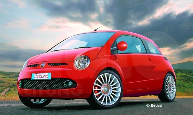 20?? - [Fiat] Topolino - Page 5 Fiat2010