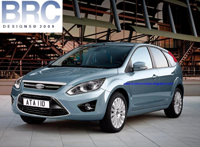 2010 - [Ford] Focus - Page 8 Newfoc10