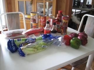 Sauce à spaghetti à l'autoclave de Marie Lune (procédure et photos) 115