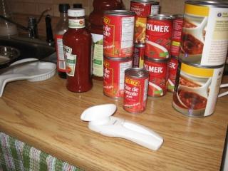 Sauce à spaghetti à l'autoclave de Marie Lune (procédure et photos) 1312