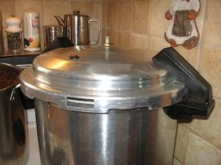 Sauce à spaghetti à l'autoclave de Marie Lune (procédure et photos) 2611