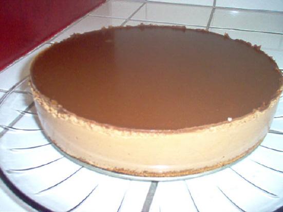 Gâteau mousse chocolatée  Chocom10