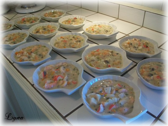 Coquilles aux fruits de mer  Coquil10