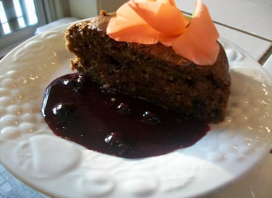Gâteau aux courgettes et chocolat Courge11