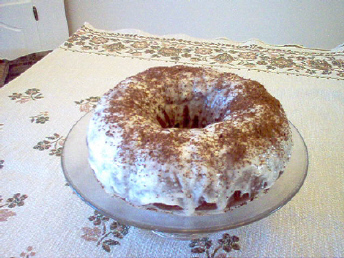 Gâteau au chocolat à la crème sûre  Gateau14