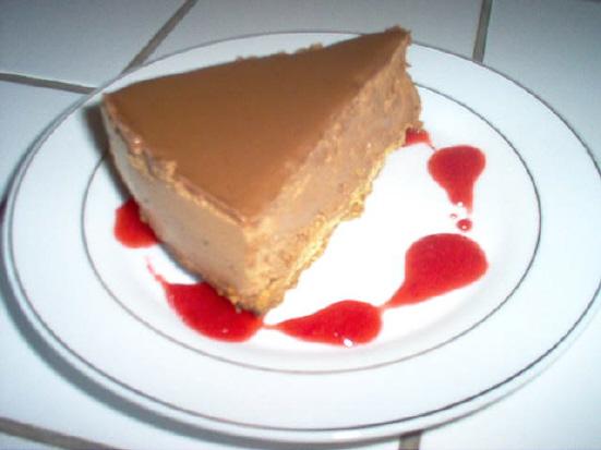 Gâteau mousse chocolatée  Mousse10