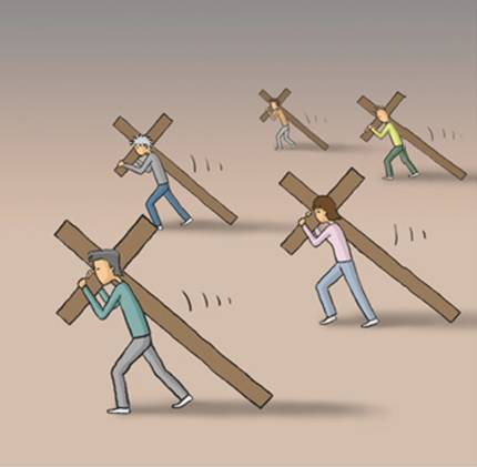 The Cross Mime-a10