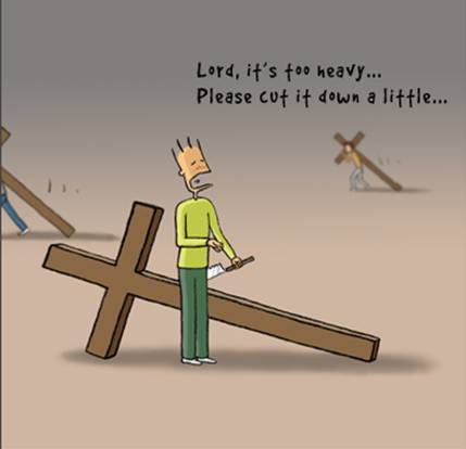 The Cross Mime-a12