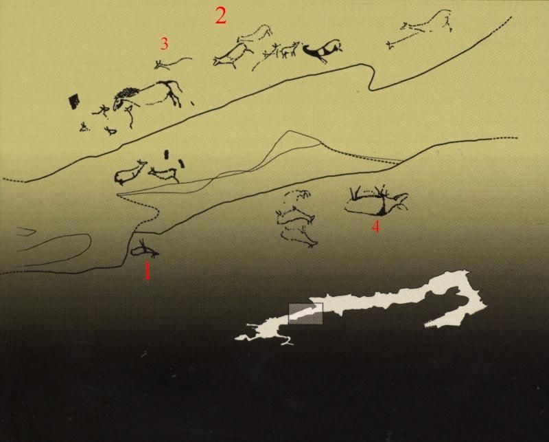 La cueva de Covalanas Plano_10