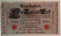 1000 marcos alemanes 1910 1000ma10