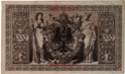 1000 marcos alemanes 1910 1000mr10