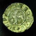 """Dinero-pepión de Alfonso VIII """"bienpeinado"""" _dsc0517"""