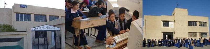 ندوة علمية في مدرسة تل الزيارات حول طرق الوقاية والعلاج من أنفلونزا الخنازير 00000014