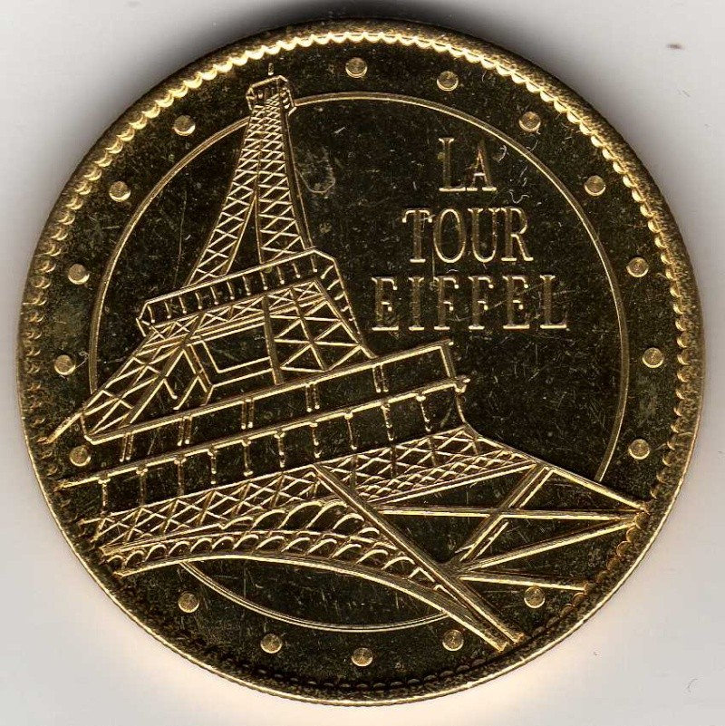 Editions Leconte (75014)  [Joconde / Tour Eiffel] Ab01710