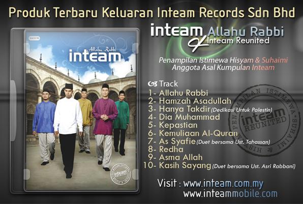 :: ALBUM KEDUA INTEAM 2009 - Countdown&Purchaser :: Inteam15