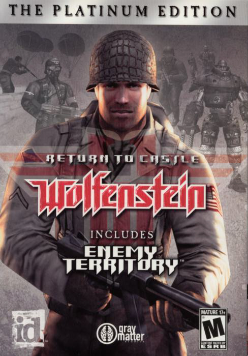 Retorno al Castillo de Wolfenstein - Edición Platino 01042010