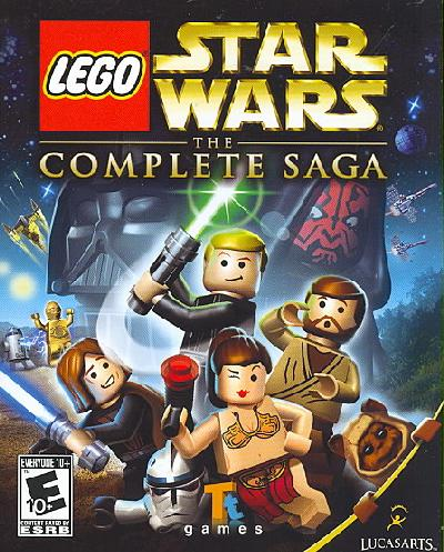 LEGO Star Wars - The Complete Saga 02327210