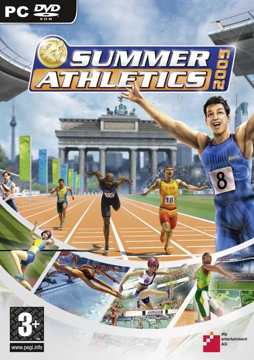 Summer Athletics 2009 20064110