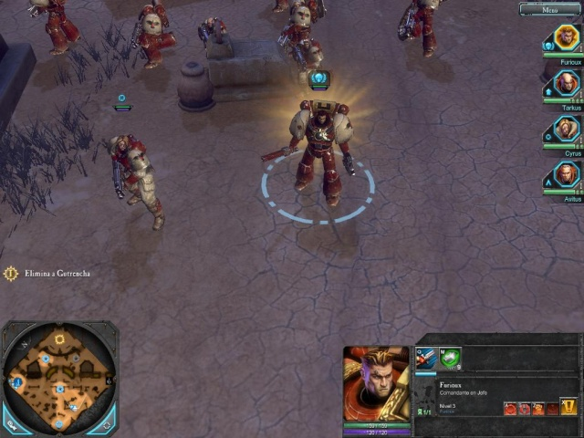Screenshots de Juegos Dow2_210