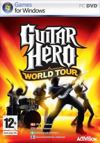 Guitar Hero: World Tour Guitar10